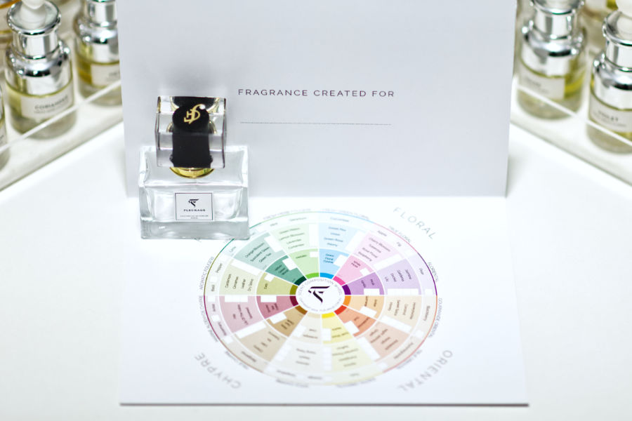 design your own scent